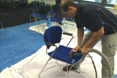 химчистка стульев на дому